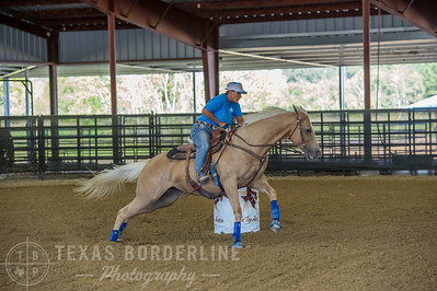 October 11, 2015-T2 Arena 'CASA' Barrel Racing-TBP_3902-