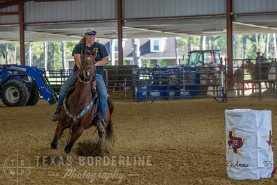 October 11, 2015-T2 Arena 'CASA' Barrel Racing-TBP_3852-