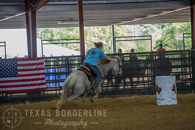 October 11, 2015-T2 Arena 'CASA' Barrel Racing-TBP_3879-