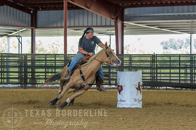 October 11, 2015-T2 Arena 'CASA' Barrel Racing-TBP_3097-