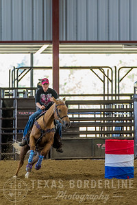 October 11, 2015-T2 Arena 'CASA' Barrel Racing-TBP_2901-
