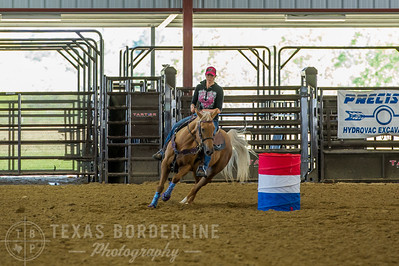 October 11, 2015-T2 Arena 'CASA' Barrel Racing-TBP_2887-