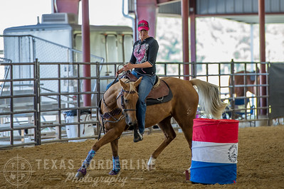 October 11, 2015-T2 Arena 'CASA' Barrel Racing-TBP_2849-