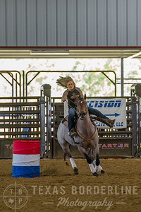 October 11, 2015-T2 Arena 'CASA' Barrel Racing-TBP_2866-