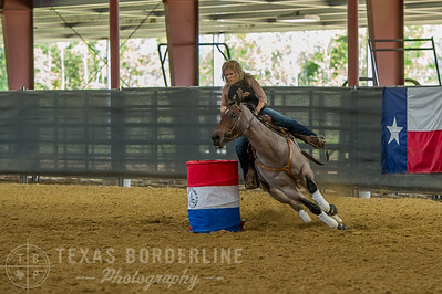 October 11, 2015-T2 Arena 'CASA' Barrel Racing-TBP_2863-