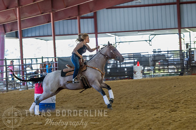 October 11, 2015-T2 Arena 'CASA' Barrel Racing-TBP_2823-