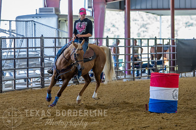 October 11, 2015-T2 Arena 'CASA' Barrel Racing-TBP_2883-