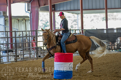 October 11, 2015-T2 Arena 'CASA' Barrel Racing-TBP_2846-