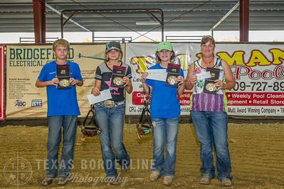 October 11, 2015-T2 Arena 'CASA' Barrel Racing-TBP_5180-