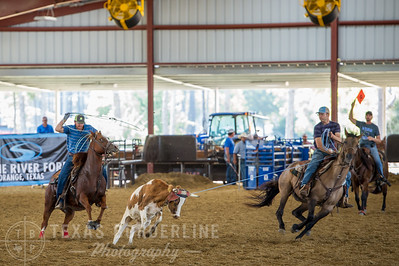 October 10, 2015-T2 Arena 'CASA' Team Roping-TBP_0335
