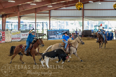 October 10, 2015-T2 Arena 'CASA' Team Roping-TBP_0361