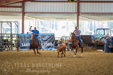 October 10, 2015-T2 Arena 'CASA' Team Roping-TBP_0344