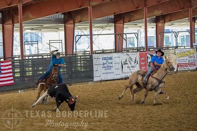 October 10, 2015-T2 Arena 'CASA' Team Roping-TBP_0360