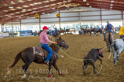 October 10, 2015-T2 Arena 'CASA' Team Roping-TBP_0352