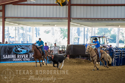 October 10, 2015-T2 Arena 'CASA' Team Roping-TBP_0355