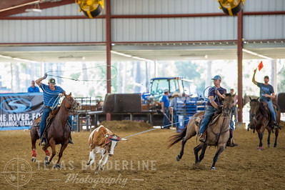 October 10, 2015-T2 Arena 'CASA' Team Roping-TBP_0334