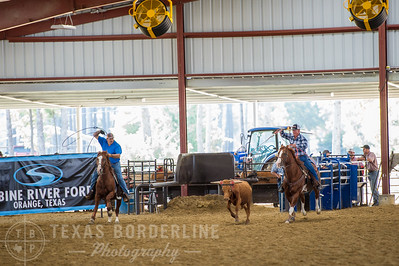 October 10, 2015-T2 Arena 'CASA' Team Roping-TBP_0341