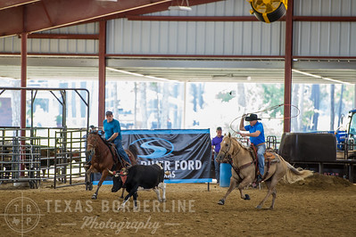 October 10, 2015-T2 Arena 'CASA' Team Roping-TBP_0356