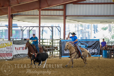 October 10, 2015-T2 Arena 'CASA' Team Roping-TBP_0357