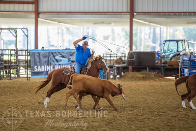 October 10, 2015-T2 Arena 'CASA' Team Roping-TBP_0347