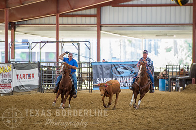 October 10, 2015-T2 Arena 'CASA' Team Roping-TBP_0346