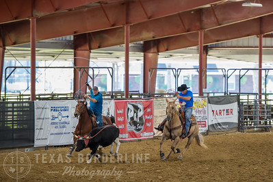 October 10, 2015-T2 Arena 'CASA' Team Roping-TBP_0358