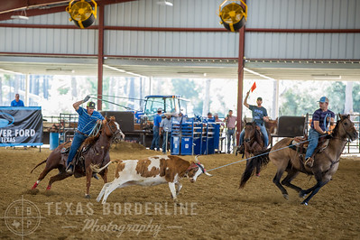 October 10, 2015-T2 Arena 'CASA' Team Roping-TBP_0336