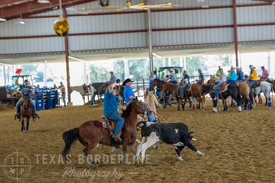 October 10, 2015-T2 Arena 'CASA' Team Roping-TBP_0363