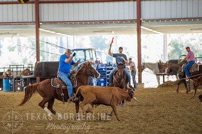 October 10, 2015-T2 Arena 'CASA' Team Roping-TBP_0348