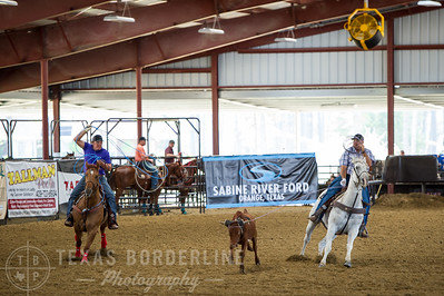 October 10, 2015-T2 Arena 'CASA' Team Roping-TBP_0977-