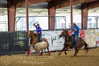 October 10, 2015-T2 Arena 'CASA' Team Roping-TBP_0988-
