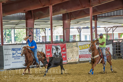 October 10, 2015-T2 Arena 'CASA' Team Roping-TBP_2323-