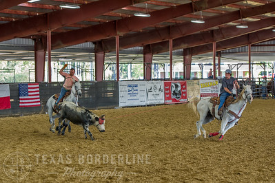 October 10, 2015-T2 Arena 'CASA' Team Roping-TBP_2340-