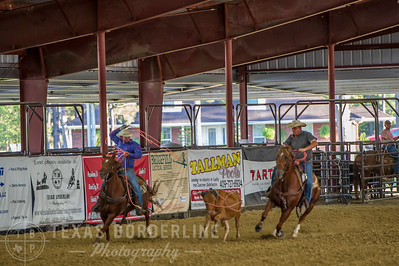 October 10, 2015-T2 Arena 'CASA' Team Roping-TBP_2480-