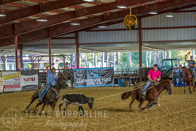 October 10, 2015-T2 Arena 'CASA' Team Roping-TBP_2511-
