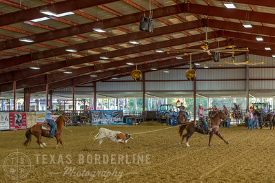 October 10, 2015-T2 Arena 'CASA' Team Roping-TBP_2502-