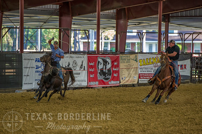 October 10, 2015-T2 Arena 'CASA' Team Roping-TBP_2491-