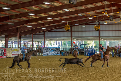 October 10, 2015-T2 Arena 'CASA' Team Roping-TBP_2493-