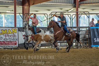 October 10, 2015-T2 Arena 'CASA' Team Roping-TBP_0029