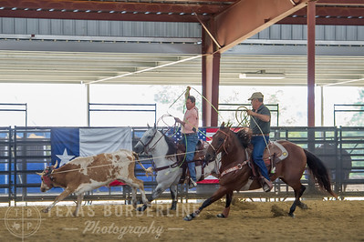 October 10, 2015-T2 Arena 'CASA' Team Roping-TBP_0032