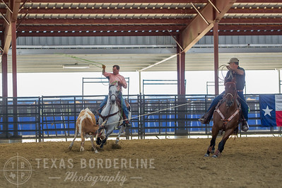 October 10, 2015-T2 Arena 'CASA' Team Roping-TBP_0034