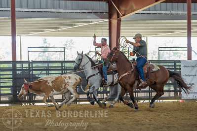 October 10, 2015-T2 Arena 'CASA' Team Roping-TBP_0031