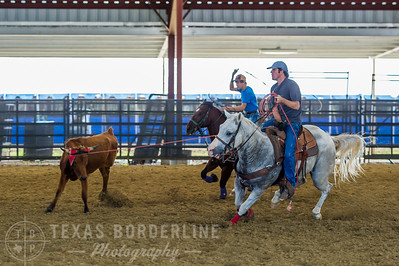 October 10, 2015-T2 Arena 'CASA' Team Roping-TBP_0019