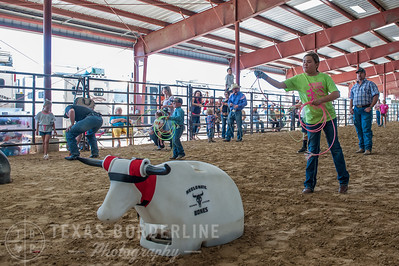 October 10, 2015-T2 Arena 'CASA' Team Roping-TBP_0233-