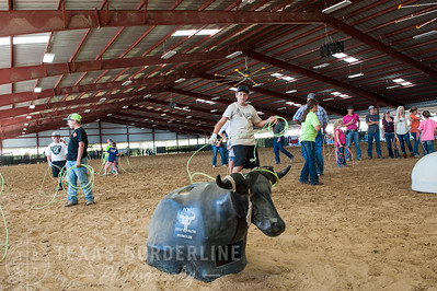 October 10, 2015-T2 Arena 'CASA' Team Roping-TBP_0224-