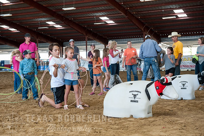 October 10, 2015-T2 Arena 'CASA' Team Roping-TBP_0214-