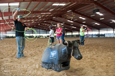 October 10, 2015-T2 Arena 'CASA' Team Roping-TBP_0198-
