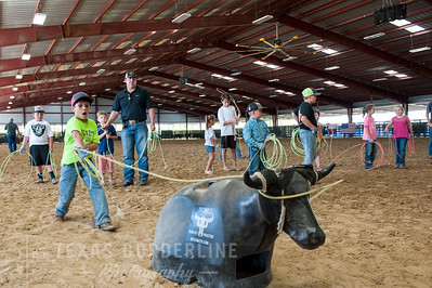 October 10, 2015-T2 Arena 'CASA' Team Roping-TBP_0208-