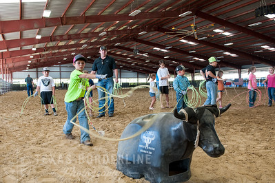 October 10, 2015-T2 Arena 'CASA' Team Roping-TBP_0207-