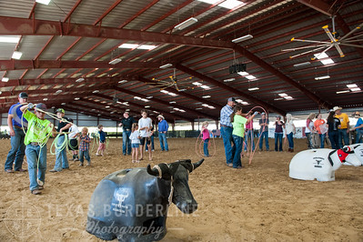 October 10, 2015-T2 Arena 'CASA' Team Roping-TBP_0219-
